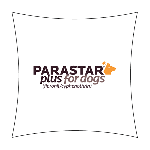 Parastar Plus for Dogs Graphic for 1x3 Display