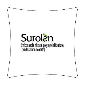Surolan Graphic for 1x3 Display